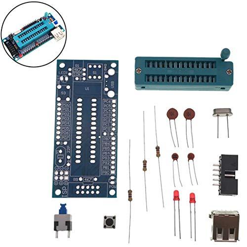 Fansport PCB Board Kit Kreatives ATMEGA8 ATmega48 Entwicklungsboard Arduino Board Kit