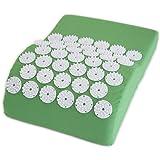 Limberfit® Akupressurkissen mit 50 Stimulationskreisel Grün oder Violett