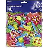 Amscan - Pack de juguetes para regalos de cumpleaños