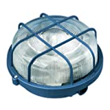 REV Ritter 0590097555 ISO-Rundleuchte 100 Watt, blau