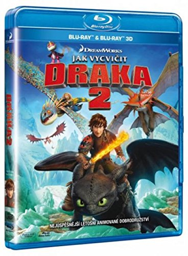 jak-vycvicit-draka-2-3d-how-to-train-your-dragon-2-tcheque-version