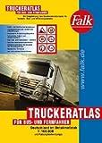 Falk Truckeratlas für Bus- und Fernfahrer