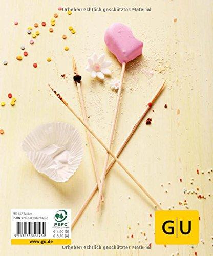 Cake-Pops – Sti(e)lvoll naschen: Einfache Rezepte für Kuchen-Lollis, witzige Deko-Ideen und die besten Gelingtipps (GU Just cooking) - 2