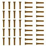 MuZhuo Dita di Gomma (50 PCS) per Macchina spennapolli, buona qualità