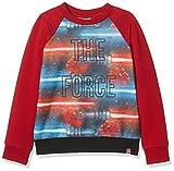 Lego Wear Jungen Sweatshirt Lego Boy Star Wars Saxton 750-SWEATSHIRT, Rot (Red 353), 110