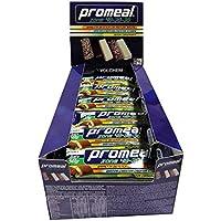 PROMEAL ZONE 40-30-30 - Volchem -BARRETTA DIETA A ZONA- 24 barrette da 50 grammi gusto (Ripartizione Proteine )
