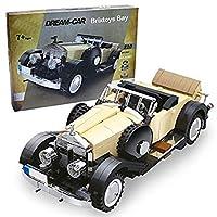 Brixtoys Bay ® Model Creator - classic car Rolls-Royce Noble - box set 810pcs compatible building block #X3XX7