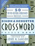 Simon & Schuster Crossword Puzzle Book #223 (Simon & Schuster Crossword Puzzle Books) by John M. Samson (2001-11-27)