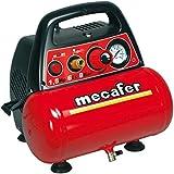 Compressore portatile mecafer 6 lt. 1