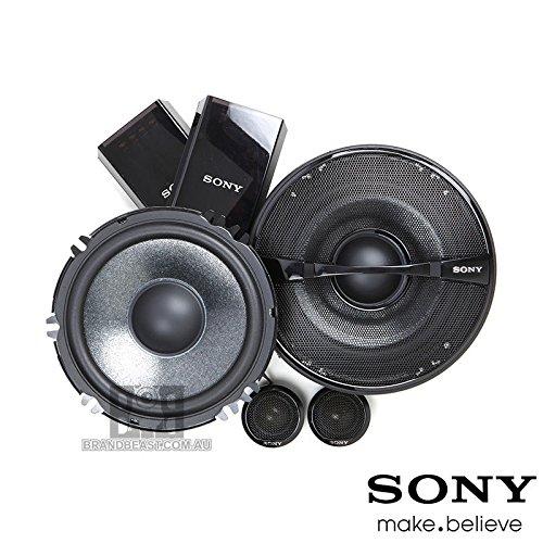 Sony XS-GS1621C 2-Way Speakers (Black)