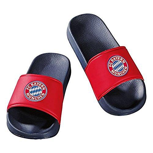 FC Bayern München Badelatschen Badeschlappen (44)