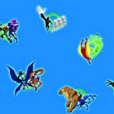 Decofun, Ben 10 Alien Force Wallpaper