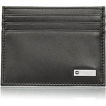 3dbb86487 Victorinox Altius 3.0 Sapporo Kreditkartenetui Leder 10 cm Black