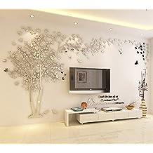 Suchergebnis auf Amazon.de für: Deko Silber Wohnzimmer - 3 ...