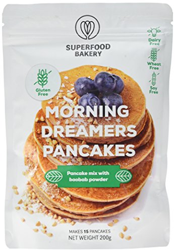 Superfood Bakery Morning Dreamers Pfannkuchen