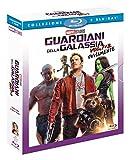 Cofanetto Guardiani della Galassia Vol. 1 e Vol. 2 (2 Blu-Ray)
