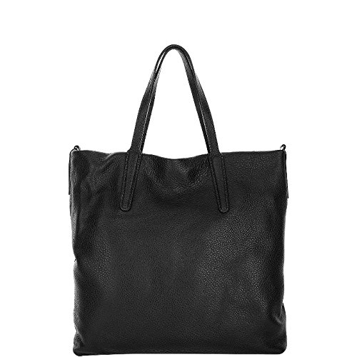 Borsa Shopping Bag BS 6156 RMN RE RIV Nero Nero