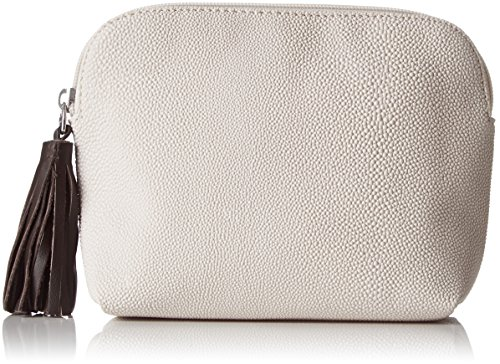 Bensimon - New Pocket, Pochette Donna Blanc Cassé (Écru)