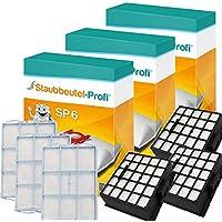 20  Staubbeutel 1 HEPA-Filter 1 Motorschutz geeignet für Bosch BSG 62223