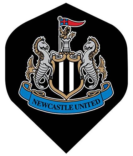 F2065 Newcastle United Football Club STD Dart Flights - 3 Sets  9 flights in total