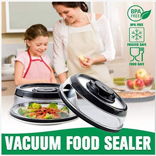 Vakuum-Frischhaltedeckel, Lebensmittelkonservierung – H…   04031620468426