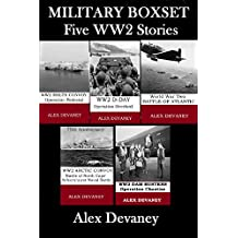 WW2 5 Story Boxset: 1)Dam Busters. 2)Malta Convoy. 3) Battle of North Atlantic Convoys. 4) Arctic Convoy. 5) D Day.: Five captivating stories of five famous WW2 operations. (English Edition)