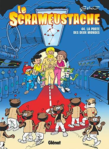 Le Scrameustache - Tome 44: La Porte des deux mondes par  Gos