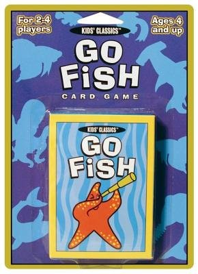 Go Fish Card Game( Part of Kids Classics Series)[GM-GO FISH][Other]