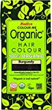 Radico colorez moi 100% herbes naturelles organiques à longue durée de bourgogne couleur de cheveux 100g / 3,53 onces