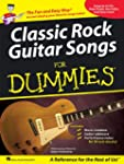 Classic Rock Guitar Songs for Dummies