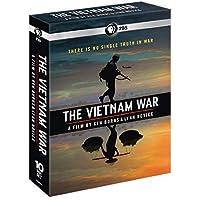 The Vietnam War: A Film by Ken Burns & Lynn Novick - The Complete 18hrs 10 DVD Boxset