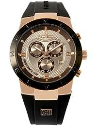 Helveco H01812IIM - Reloj , correa de goma color negro