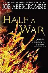 Half a War (Shattered Sea) by Joe Abercrombie (2016-03-08)