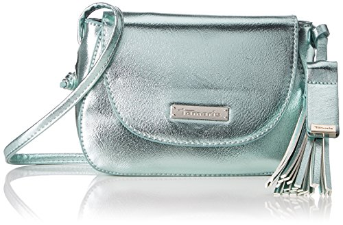 Tamaris - Nadya Crossbody Bag, Borse a tracolla Donna Verde (Mint)