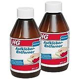 HG Aufkleber-Entferner, 2er Pack(2 x 300 ml)