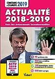 Actualité 2018-2019 - Concours et examens 2019 - Actu 2019 offerte en ligne - Tous les événements incontournables