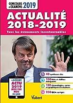 Actualité 2018-2019 - Concours et examens 2019 - Actu 2019 offerte en ligne - Tous les événements incontournables de Marie-Laure Boursat