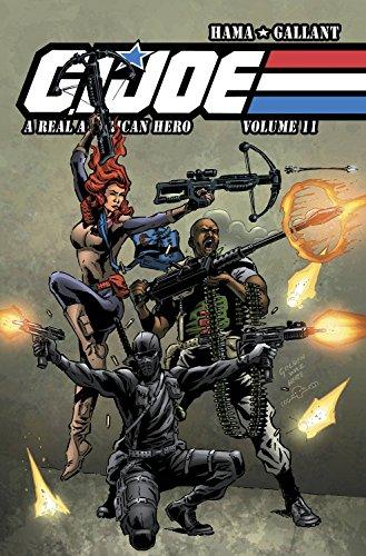 G.I. JOE: A Real American Hero Volume 11