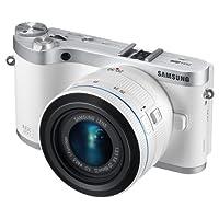 Samsung NX 300 MILC 20,3 MP CMOS 5472 x 3648 Pixeles Blanco - Cámara Dig...