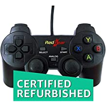 (CERTIFIED REFURBISHED) Redgear Smartline Wired Gamepad