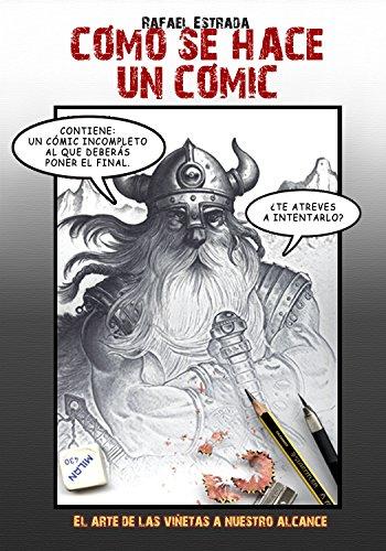 Cómo se hace un cómic eBook: Estrada, Rafael: Amazon.es: Tienda Kindle