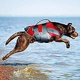 Dog Helios Verstellbare, reflektierende Hundeweste mit Rettungshandgriff, Outdoor, Schnellverschluss, einfache Passform, hohe Schwimmfähigkeit, Hundeschutz - 4
