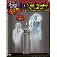 Forum Novelties X70510 Ghostly Spirit Adult Costumer, Ghost, One Size
