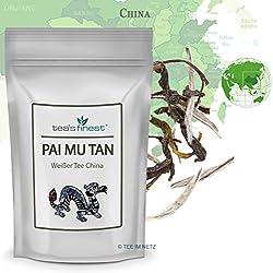 Pai Mu Tan - Weißer Tee - Premium Qualität (250 Gramm)