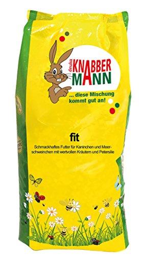 Deuka Knabberman Fit 5Kg Tüte Kaninchenpellets