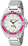 Momentum Women's Quartz Stainless Steel Diving Watch, Color: Silver-Toned (Model: 1M-DN11LM0)