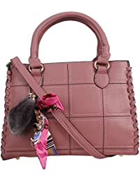 TBP Stylish PU Leather Hand Bags For Ladies - Spacious, Light Weight Durable Bags For Women, Handbags For Women...