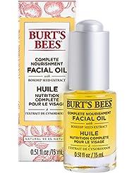Burt's Bees Nährendes Gesichtsöl, 1er Pack (1 x 15 ml)