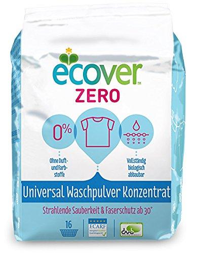 Ecover Zero Sensitive Waschpulver Universal, 1,2 kg