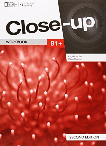 Close-Up B1+: Close-up B1+: Workbook with Online Workbook Workbook por Angela Healan